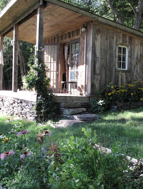 A tiny cabin in the catskills ny relaxshax 39 s blog for Cabins in the catskills